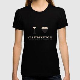 I heart Guinness T-shirt