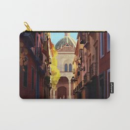 Beginning in Spain Carry-All Pouch