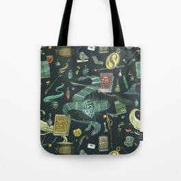 Slytherin House Tote Bag