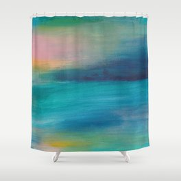 Ocean Sunrise Series, 4 Shower Curtain