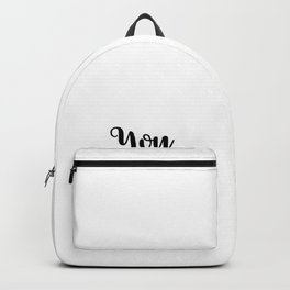 Inspirational and motivational designs Backpack