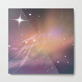The sound of stars Metal Print