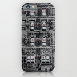 Physical Graffiti Led (Deluxe Edition) by Zeppelin iPhone Case