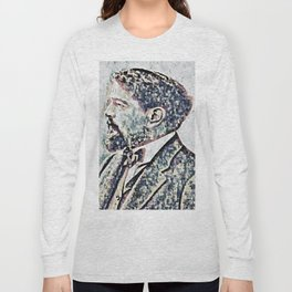 Claude Debussy (1862 – 1918) digital Long Sleeve T-shirt