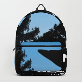 I Want to Believe poster Backpack
