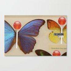 Fashion Fat Girls/2 Canvas Print