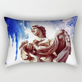 LADY ANGEL Rectangular Pillow