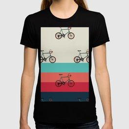 Mini Velo Life Colorful pattern2 T-shirt