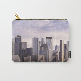 Day city panorama Carry-All Pouch