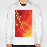 tangled Hoodies featuring Tangled by Irène Sneddon