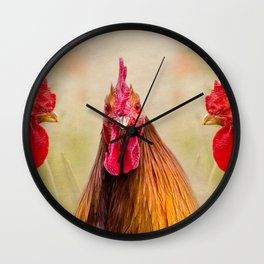 GULP! Wall Clock