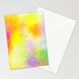 Watercolour Wash Stationery Cards