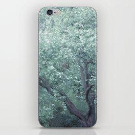 Monet Tree iPhone Skin