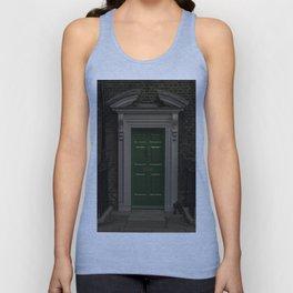 Green Door No Number Unisex Tank Top