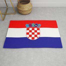 Flag of Croatia Rug