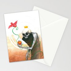 maybe this apple Stationery Cards