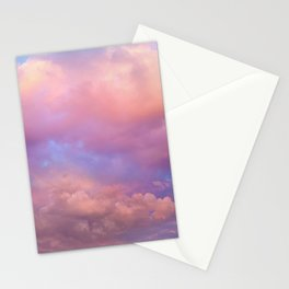 See the Dawn (Dawn Clouds Abstract) Stationery Cards