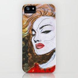 MDNA iPhone Case