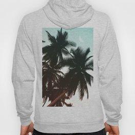Summer Gradient Palms Hoody