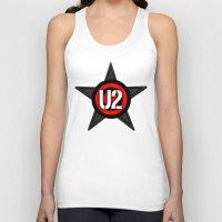 u2 Tank Tops featuring U2 by loveme
