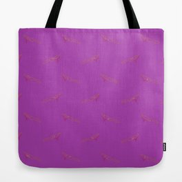 Murderer Barbie Print Tote Bag