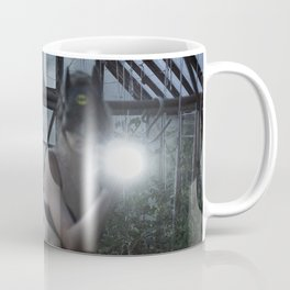 Stealing Tomatoes Coffee Mug