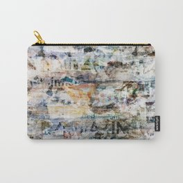 Torn Posters 2 Carry-All Pouch