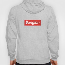 BTS Bangtan Box Logo Hoody