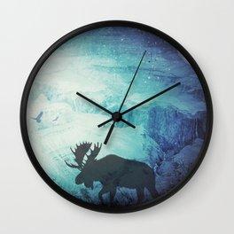 Traveling Soul Wall Clock