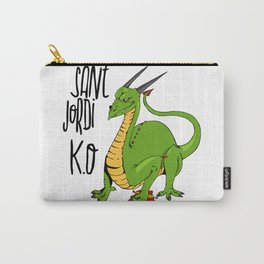 Sant Jordi K.O Carry-All Pouch