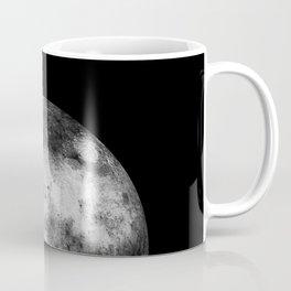 Moon and the Night Sky Coffee Mug