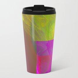 Up to freedom and light! Travel Mug
