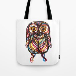 cute owl - gufo - hibou - búho Tote Bag