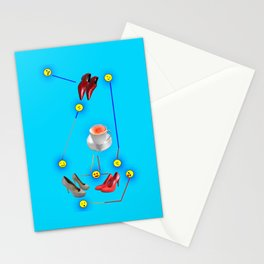 Things Happen to May in May - Shoes Stories Stationery Cards
