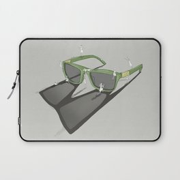 Change your view Laptop Sleeve