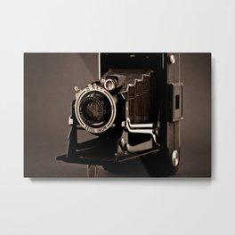 Zeiss Ikon II. Metal Print