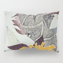 Urban Tropical Pillow Sham