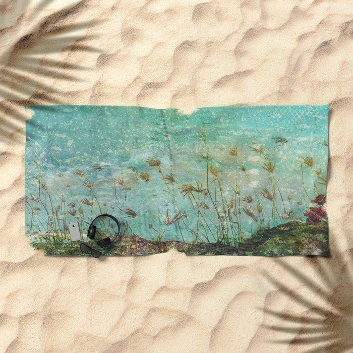 Summer Memories Beach Towel