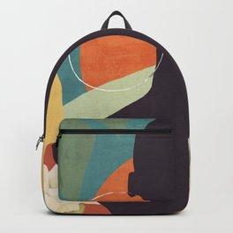 Tropical Girl 17 Backpack