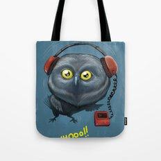 Hooting lesson Tote Bag