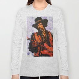 Let me stand next to your fire Long Sleeve T-shirt