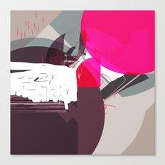 Input Canvas Print
