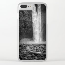 Power in Nature Clear iPhone Case