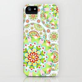 Mandala Mandala II iPhone Case