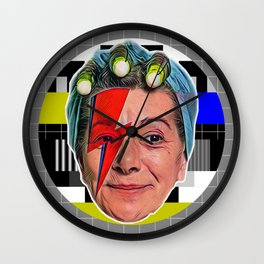 Hilda's Night Out Wall Clock