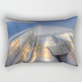 Tupolev TU-144 Rectangular Pillow