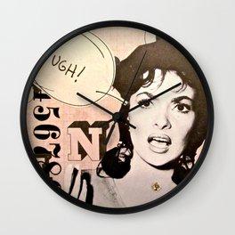 Reaction Wall Clock
