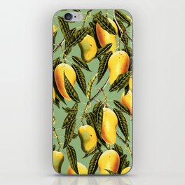 Mango Season #society6 #decor #buyart iPhone Skin