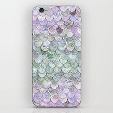 MAGIC  MERMAID iPhone & iPod Skin