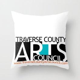 Fundraiser:  Traverse County Arts Council Throw Pillow